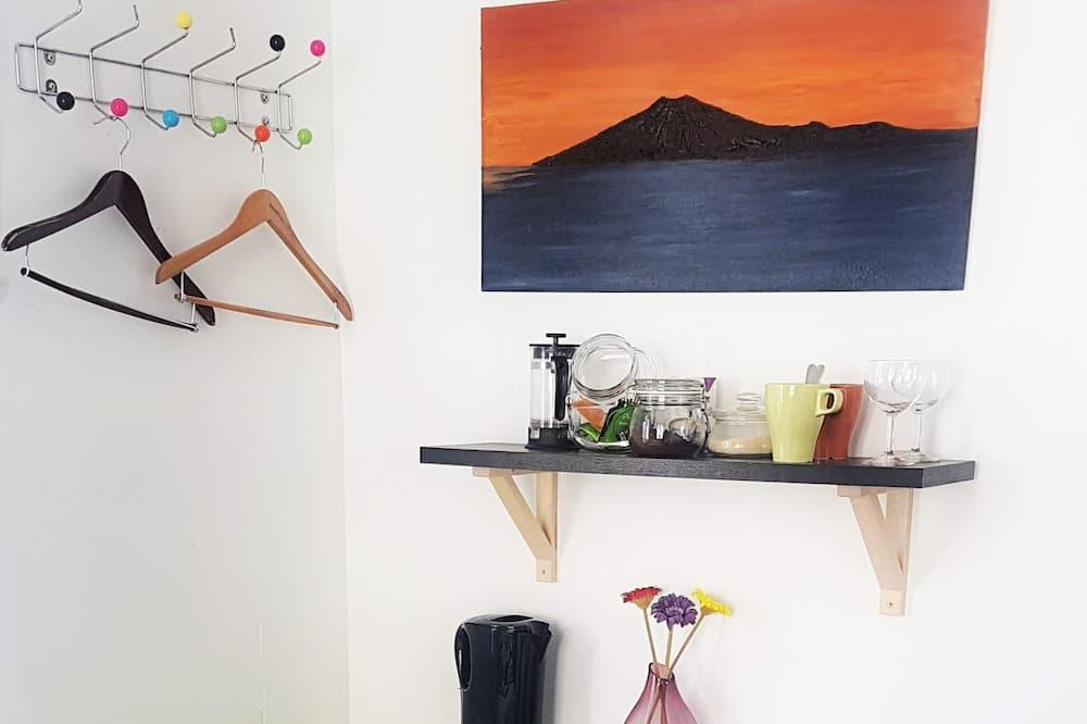 Standard dubbelrum - Matservice på rummet