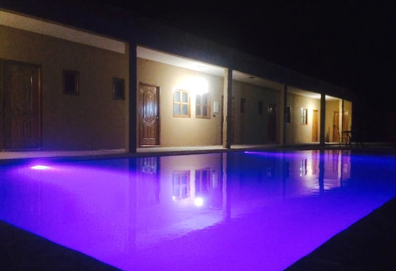 Riad les Flamants Roses, Taouz, Outdoor Pool