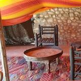 Signature Tent - Living Area