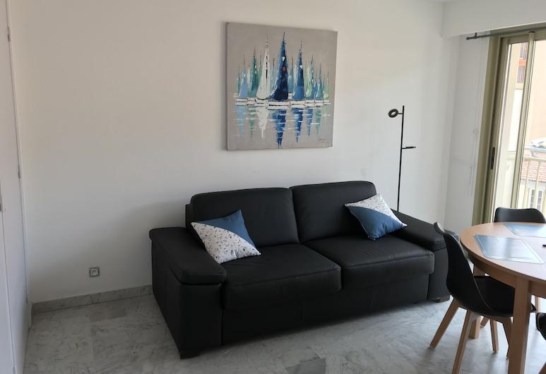 Volta, Bastia, City-huoneisto, Makuuhuoneen yhteydessä oleva kylpyhuone, Vuoristonäköala, Lounge