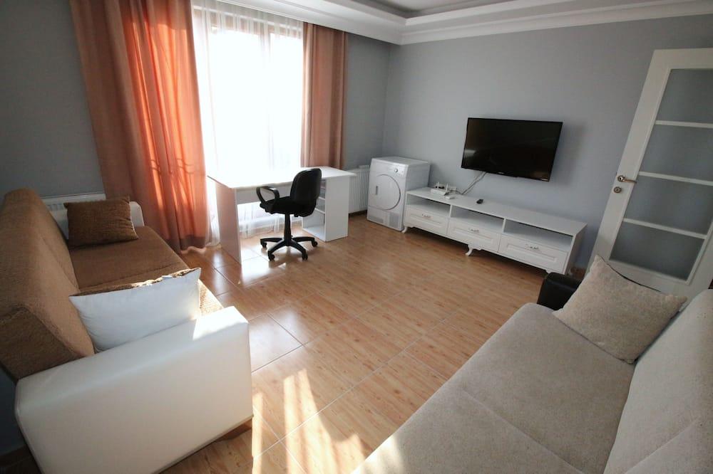 10 Numarali Daire (Room Number 10) - Living Area