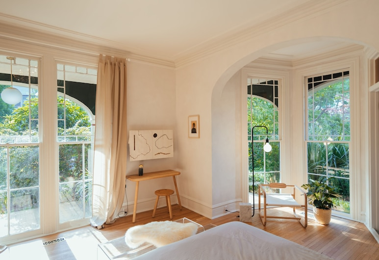 歡迎夢想家酒店, 威爾明頓, 浪漫套房, 客房