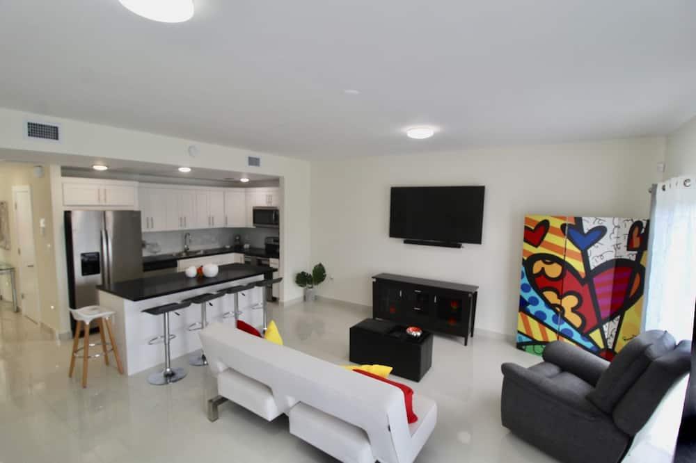 Ház, 4 hálószobával (4 Bathrooms - 26080) - Nappali rész