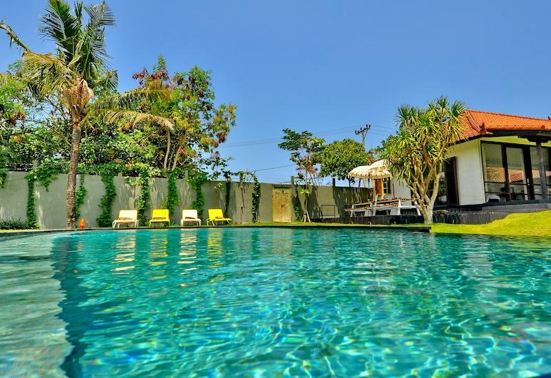 Majestic 5BR Villa Del Boca, Canggu, Villa, 5 Bedrooms, Private pool