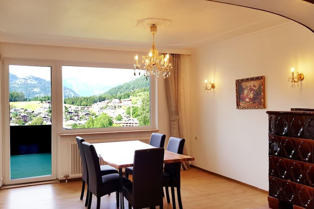 Suite, vista montagna - Pasti in camera