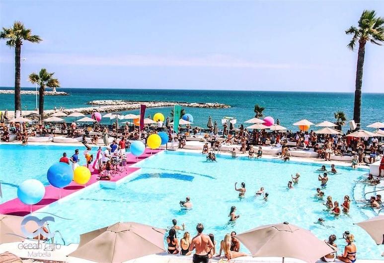New Skandinavian penthouse-5min to beach, Marbella, Buitenkant
