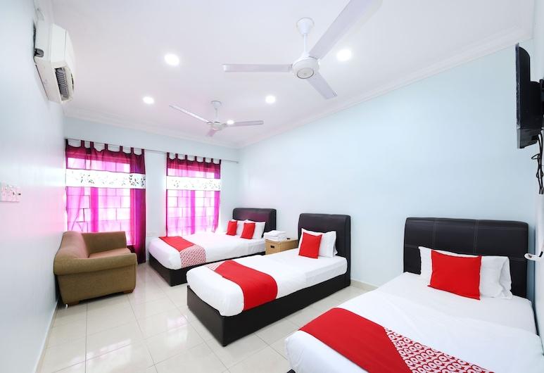OYO 1196 Dynamic Hotel, Kuala Lumpur, Suite Keluarga, Kamar Tamu