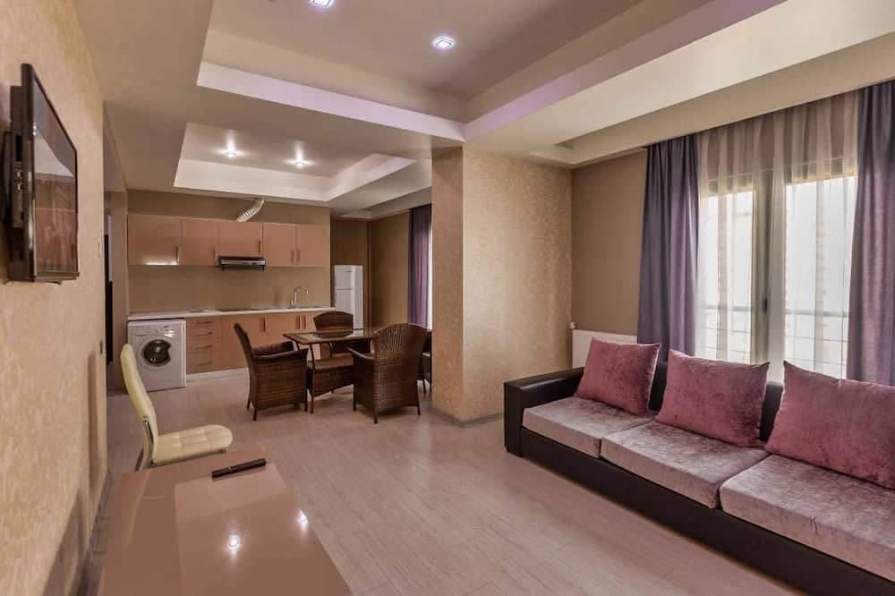 Executive Apartment, City View - Guest Room