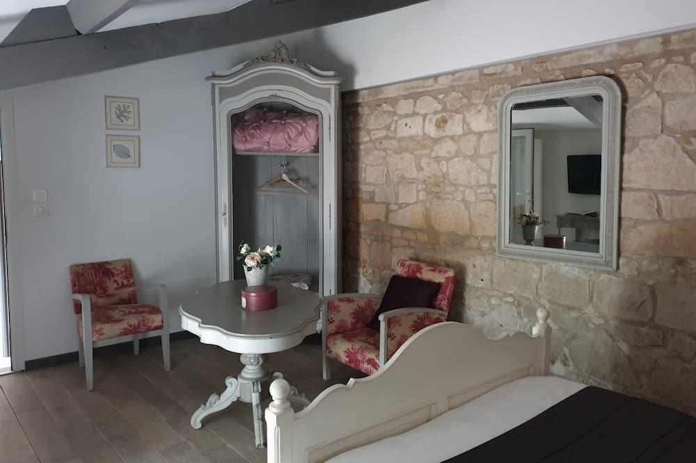 Suite, 2 spavaće sobe (Armande) - Dnevni boravak