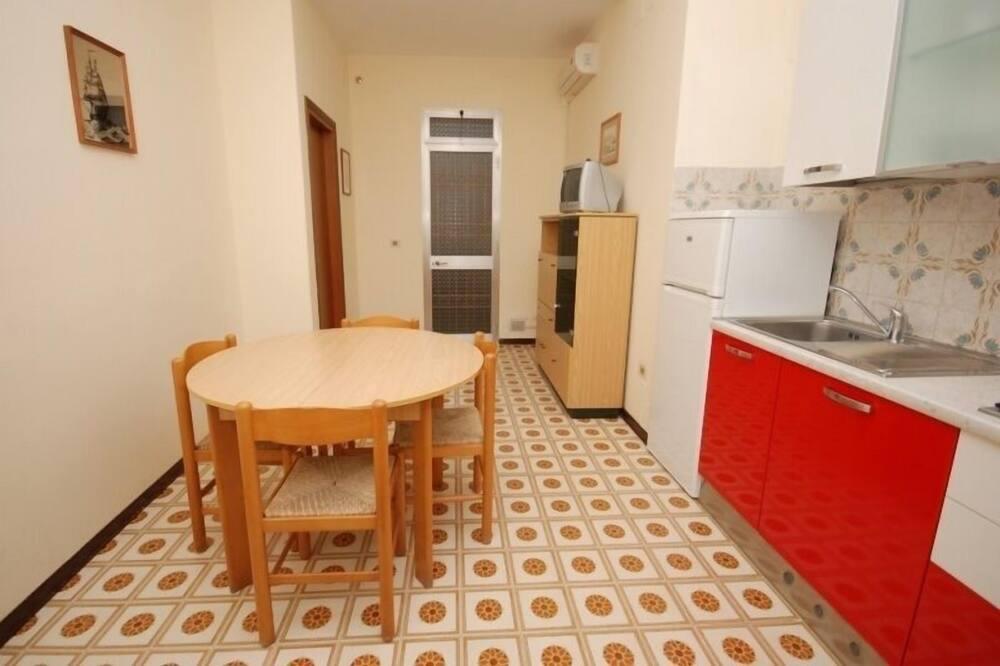 apartman, 1 hálószobával - Étkezés a szobában