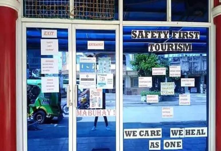Surigao Tourist Inn Main, Surigao, Hotel Front