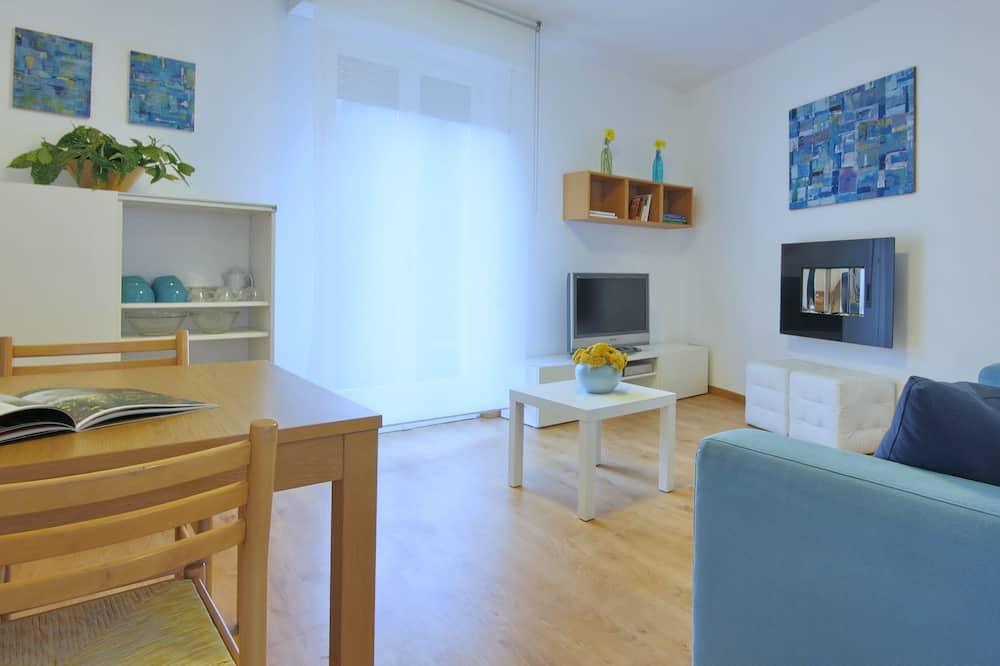 Διαμέρισμα, 2 Υπνοδωμάτια - Περιοχή καθιστικού
