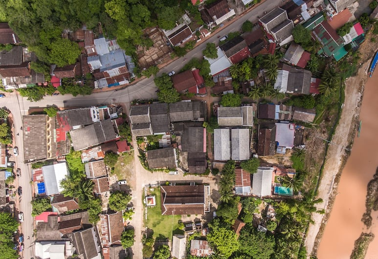 Maison Zen Aphay, Luang Prabang, Utvendig