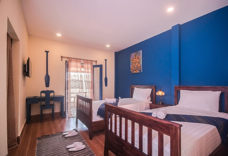 Maison Zen Aphay, Luang Prabang, Family Suite, Guest Room