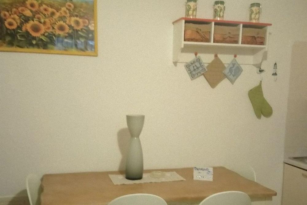 公寓, 1 間臥室, 地面層 (Casa Carnevale Civico 18) - 客房餐飲服務