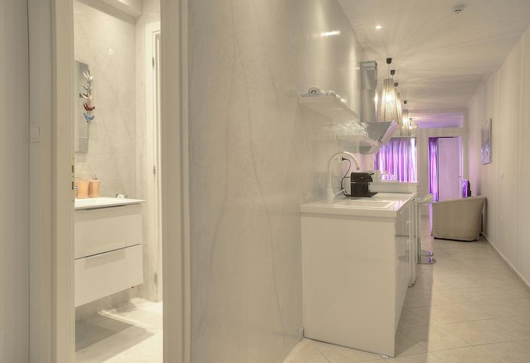 Downtown Glyfada Smart Apartment , Glifada, Apartament, 1 sypialnia, Prywatna kuchenka
