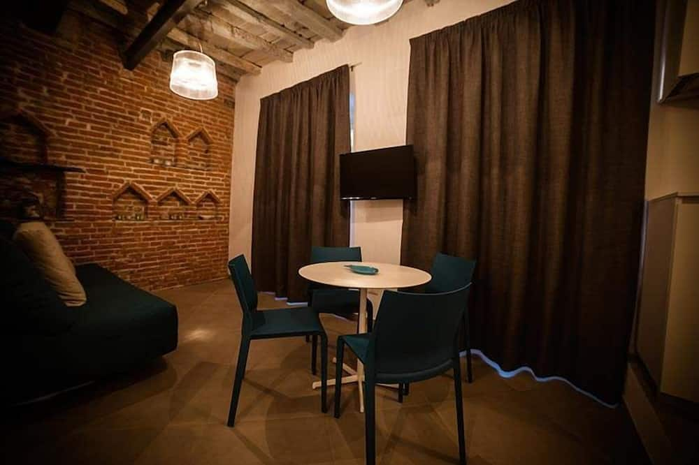 Apartmán, 1 spálňa - Stravovanie v izbe