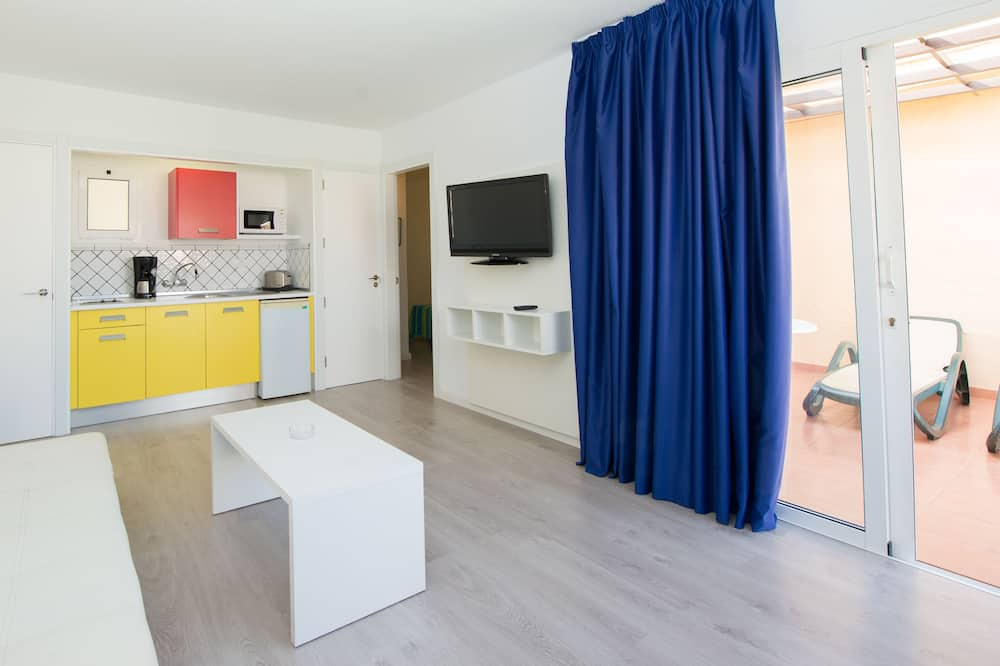 Bungalow, 1 habitación - Sala de estar