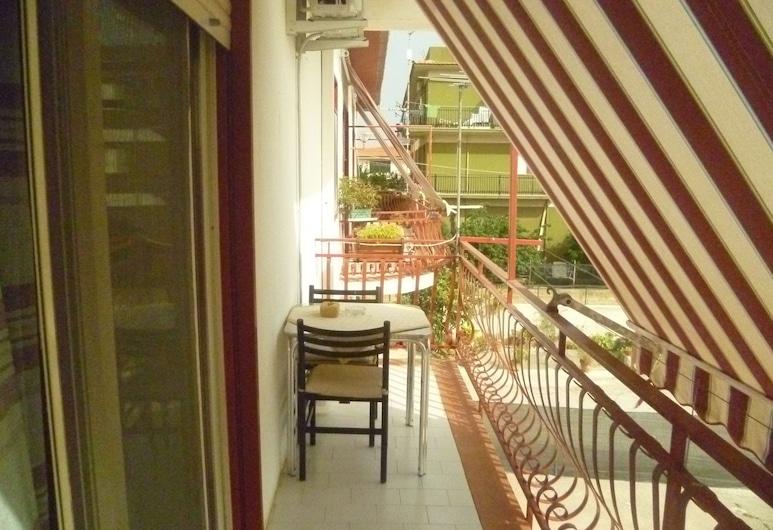 Villa Contino, Agrigento, Τρίκλινο Δωμάτιο, Μπαλκόνι, Μπαλκόνι