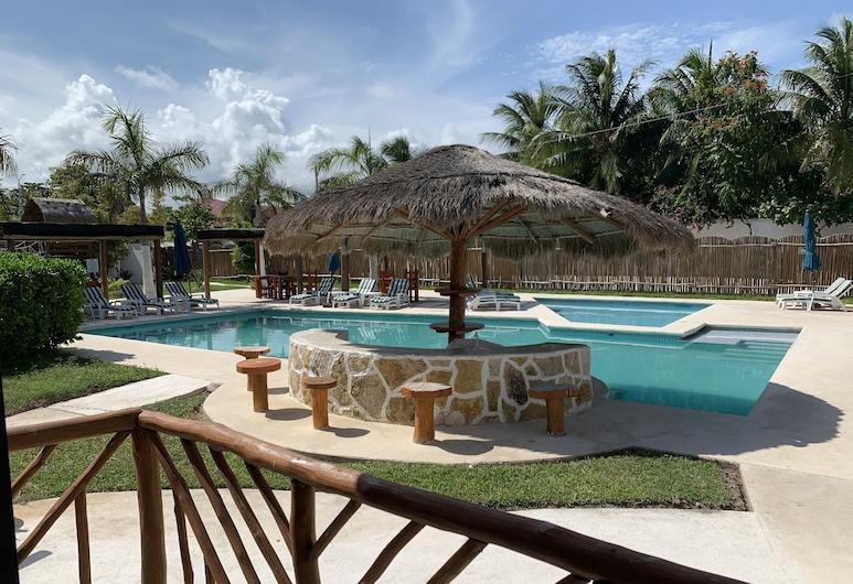TAFFEIT Beach Hotel, Puerto Morelos, Outdoor Pool