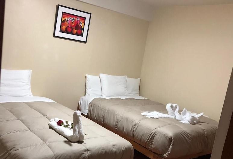 Killa Sumak  - Hostel, Machu Picchu, Double Room, Guest Room