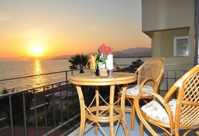 Deniz Otel, Fethiye, Habitación doble, Vistas al balcón