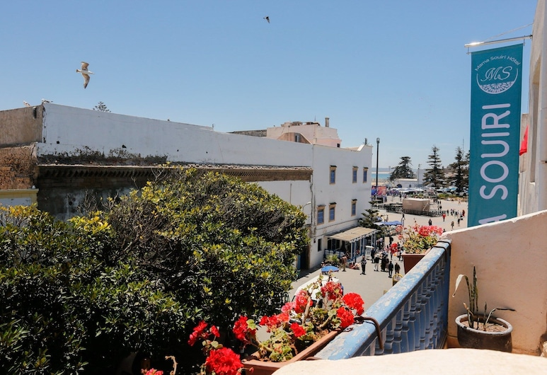 Mama Souiri Hôtel, Essaouira, Terras