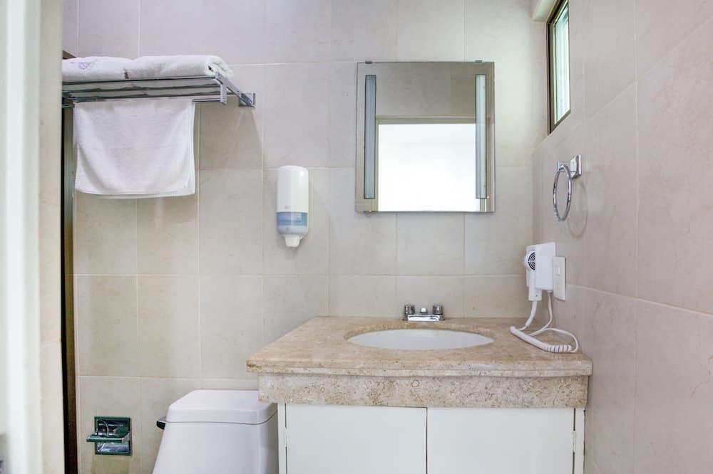 Family Room, 2 Katil Kelamin (Double) - Bilik mandi