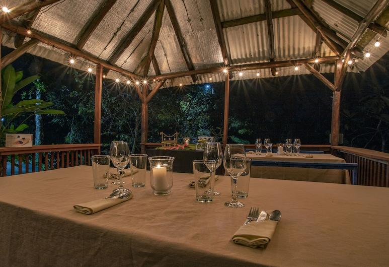 Boca Tapada Lodge, Pital, Outdoor Dining