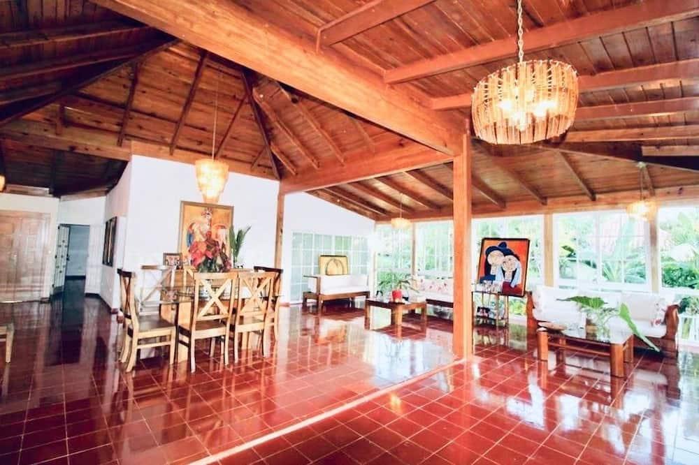 Villa, 3 chambres (2.5 Bathrooms) - Coin séjour