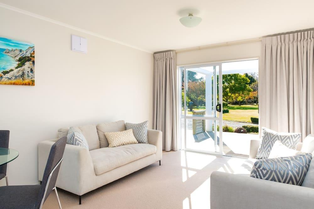 Casa, 4 camere da letto, 2 bagni ((Villas 1 & 2 Combined)) - Area soggiorno