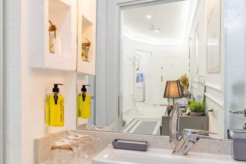 อพาร์ทเมนท์สำหรับครอบครัว - ห้องน้ำ