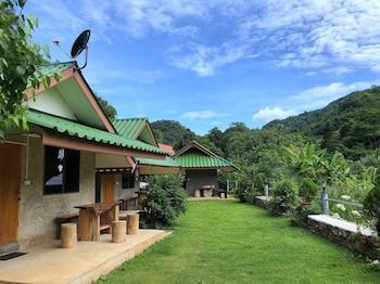 Mae Rim bölgesindeki Ban Rim Nam Tharnthong resmi