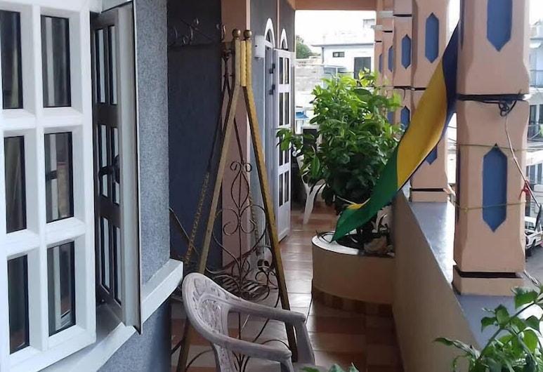 Golden Shell Residence, Trou d'Eau Douce, Habitación doble, terraza, Terraza o patio