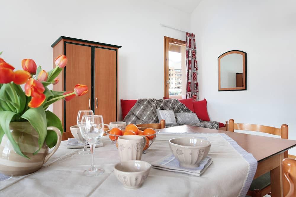 Apartmán (4 People) - Stravovanie v izbe