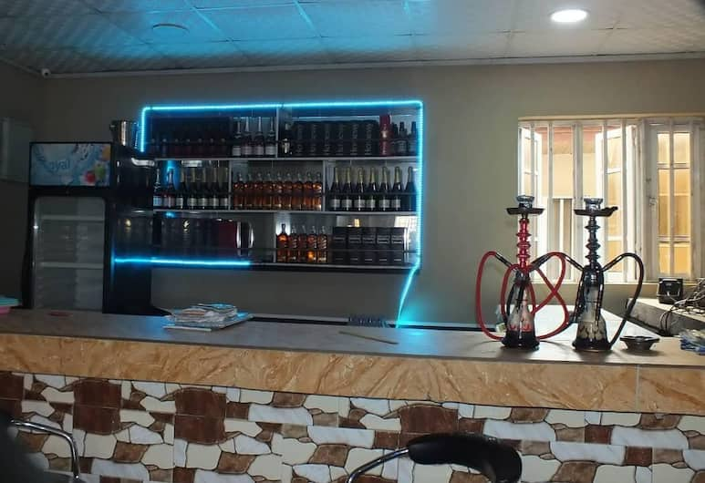 Roppongi Bar and Lodge, Lagos, Hotel Bar