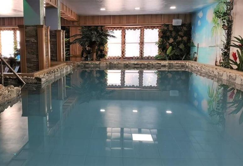 Hotel Góralski Wellness & SPA, Poronin, Innenpool