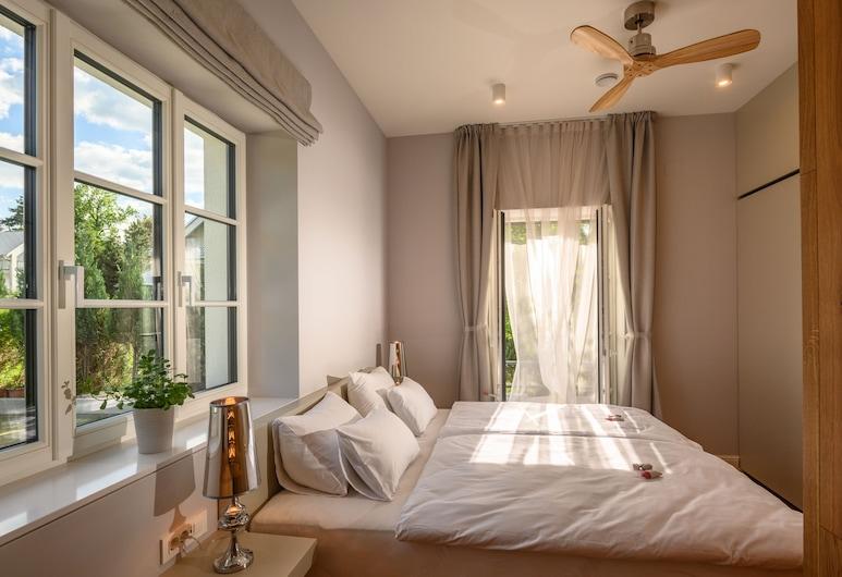Vila Ula La Luxury Apartments Bled, เบลด, ดีลักซ์อพาร์ทเมนท์, วิวสวน, ห้องพัก
