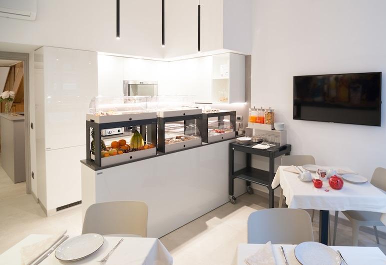 羅馬養生之家酒店, 羅馬, 早餐區