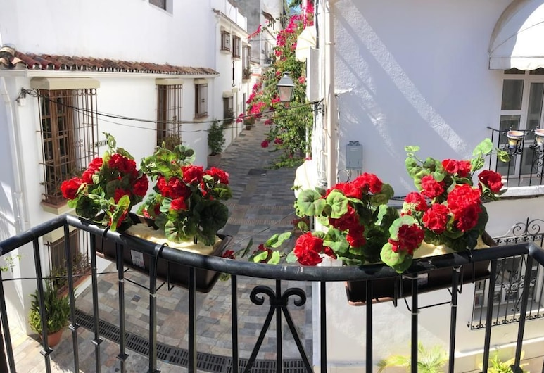 Hotel Boutique Princesa, Marbella, Dobbeltrom – standard, balkong, Terrasse/veranda