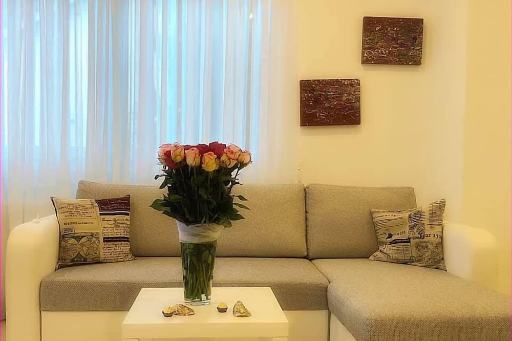 דירה דה-לוקס (incl. Cleaning Fee 29.90 EUR) - אזור מגורים