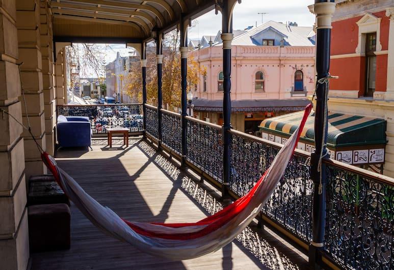 Hostel Orient, Fremantle, Terrace/Patio