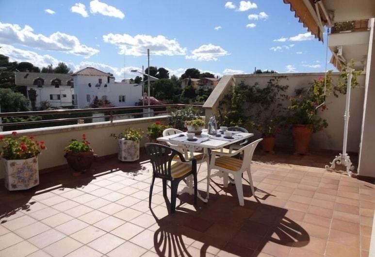 Coral Apart, Sitges, Apartment, 4 Bedrooms, Terrace/Patio