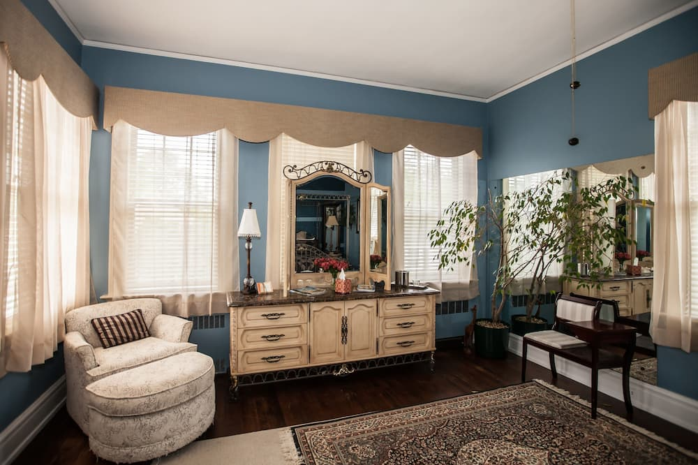 Standardna soba, 1 king size krevet, pogled na vrt - Izdvojena fotografija