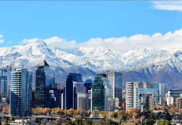 Lux Providencia Apart Hotel, Santiago, Luxury Apartment, 1 Bedroom, City View, Snow and Ski Sports