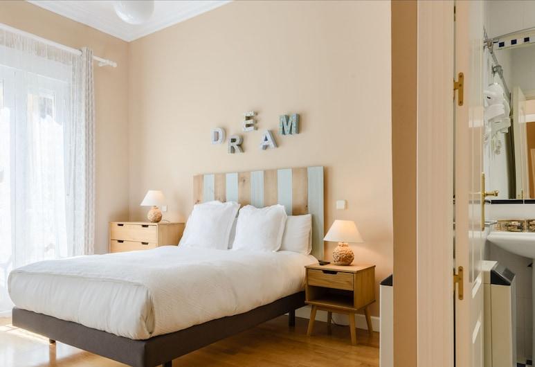 Charming Fuencarral III, Madrid, Superior-Apartment, 1Doppelbett und Schlafsofa, Zimmer