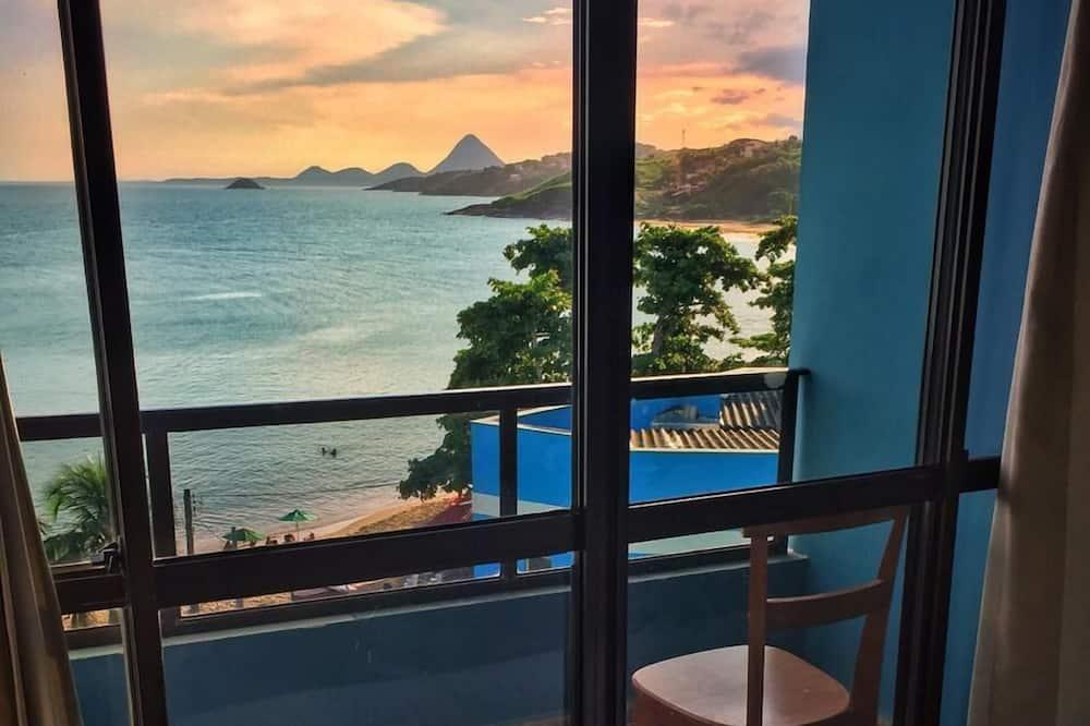 Areia Preta Varanda Frente Mar - Výhľad z hosťovskej izby