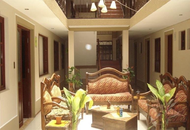 Hotel Oasisa, Uyuni, Reception