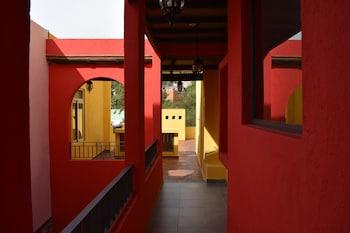 Guanajuato — zdjęcie hotelu Real de la Presa