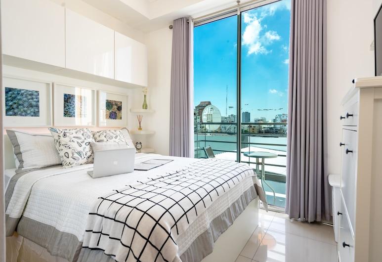 Torre ZT, Santo Domingo , Apartemen, 2 kamar tidur, non-smoking, Kamar